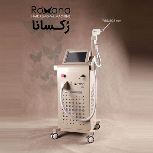 Roxana ice Diode Laser Hair Removal